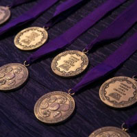 Medals for the Fellows of the AACR Academy at the AACR Annual Meeting 2014