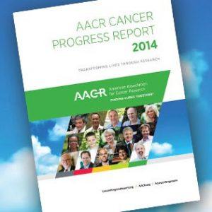 Cancer Progress Report 2014 Cover