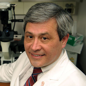 Carlos L. Arteaga, MD, immediate past-president of the AACR.