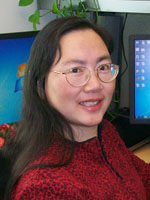 Jiping Chen, MD, PhD, MPH, epidemiologist in the Office of Science at the U.S. Food and Drug Administration Center for Tobacco Products and lead author of the study.