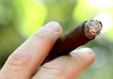 From the Journals: Cigars Can Harm Just Like Cigarettes