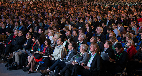 Last year's Annual Meeting drew more than 18,500 attendees from around the world.
