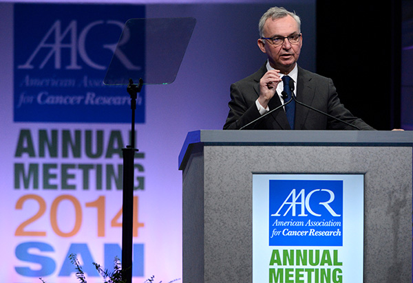 AACR President-elect José Baselga, MD, PhD, is among the many AACR members featured in CANCER: THE EMPEROR OF ALL MALADIES.