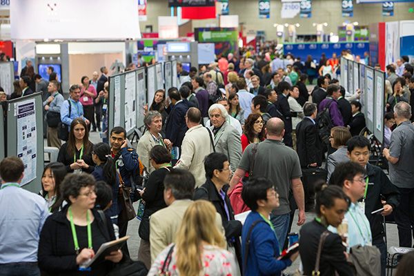 There are 203 poster sessions scheduled for the AACR Annual Meeting 2015 in Philadelphia, April 18-22.