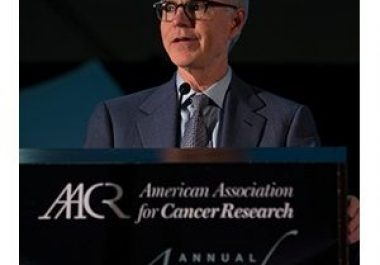 Behind the Scenes: Recognizing and Supporting Progress in Cancer Research at the AACR Annual Meeting