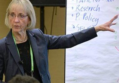AACR Scientist↔Survivor Program Facilitates Open Dialogue Between Patient Advocates and Scientists