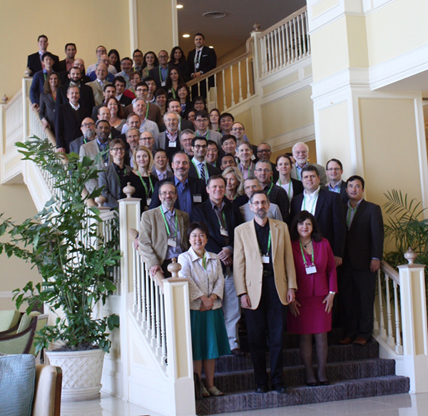 Researchers gathered in Fort Myers, Florida for the AACR's inaugural think tank on radiation oncology, January 11-13, 2015.