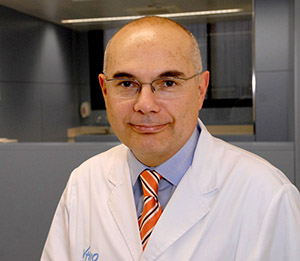 Josep Tabernero, MD, PhD, senior author of the study in Cancer Discovery.