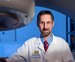 Dr. Lawrence. Photo courtesy of the University of Michigan.