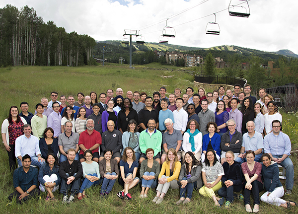 Early-career physician-scientists gathered in Snowmass Village, Colorado to learn from top investigators in the field of cancer research at the AACR's Molecular Biology in Clinical Oncology Workshop, July 19-26.