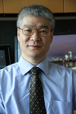 Study author Yangbing Zhao, MD, PhD.