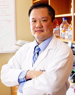 Dr. Eddy Shih-Hsin Yang.