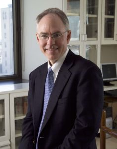 Charles L. Sawyers, MD is the AACR Project GENIE Steering Committee Chairperson and a past-president of the American Association for Cancer Research.