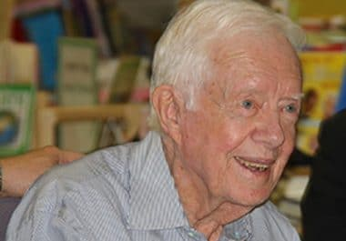 Jimmy Carter's Melanoma Appears to Respond to Immunotherapy