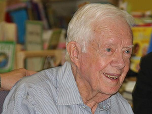 Jimmy Carter pembrolizumab metastatic melanoma