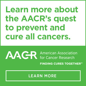 Learn more about the AACR's quest to prevent and cure all cancers.