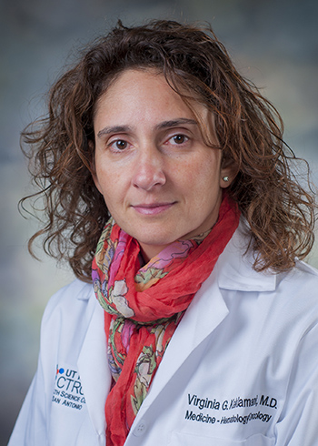 Virginia Kaklamani, MD, DSc
