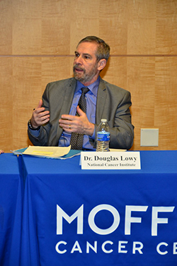 Douglas R. Lowy, MD, acting director of the National Cancer Institute.