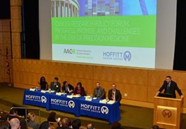 Taking the Message to the Local Level: AACR Hosts Cancer Research Policy Forum in Tampa