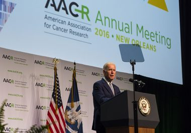 AACR Will Build on Productive Relationship With President Biden to Advance Cancer Research