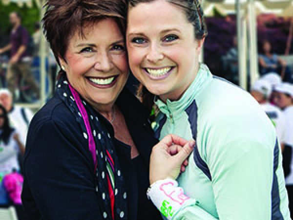 Surviving Cancer, Starting a Family