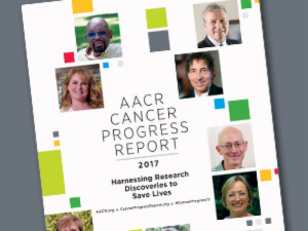 AACR Cancer Progress Report 2017: Harnessing Research Discoveries to Save Lives