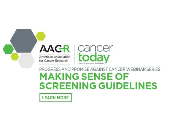 Making Sense of Cancer Screening Guidelines