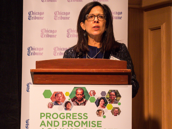 Progress and Promise Against Cancer at the Chicago Tribune's PRIME Expo