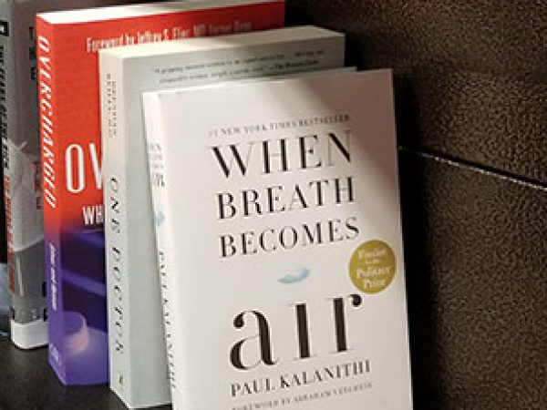 "Cancer Today Book Discussion: ""When Breath Becomes Air"""