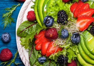 Reducing Cancer Risk Through Healthy Eating