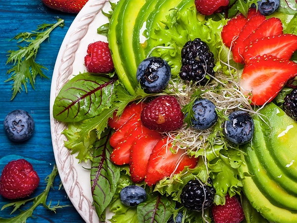 healthy diet and cancer risk reduction