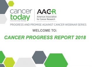 Progress and Promise Against Cancer Webinar – 2018