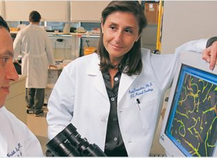 Targeting Tumors' Blood Supply