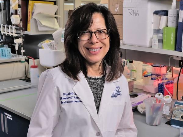 Dr. Elizabeth M. Jaffee Seeks to Have a Lasting Impact