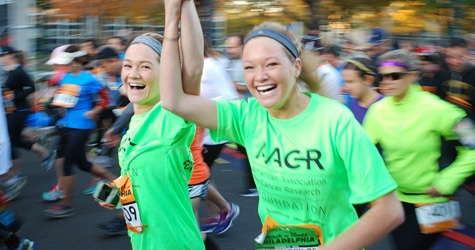 AACR Runners for Research