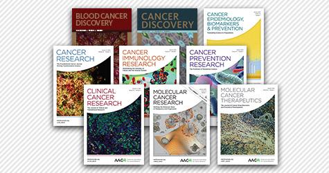AACR Journals: Hot Topics