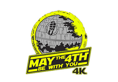 May the Fourth Be with You: Star Wars Day Virtual 4K