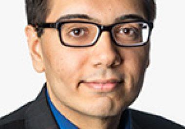 Sunil K. Joshi, BA