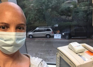 Facing Cancer and a Pandemic at the Same Time