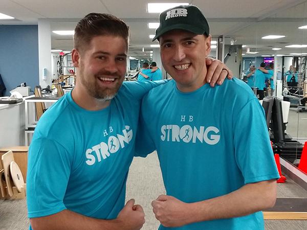 Howard Brown colon cancer survivor
