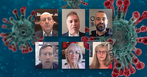 AACR Virtual Patient Advocate Forum: COVID-19 and Cancer