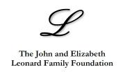 The John and Elizabeth Leonard Family Foundation