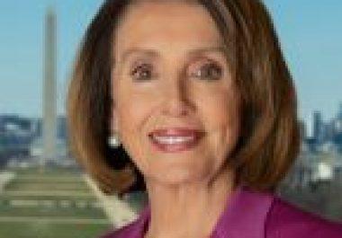 Nancy P. Pelosi, BA