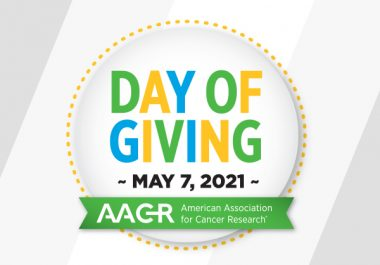 Inaugural Day of Giving to Raise Funds for Cancer Research and Commemorate AACR's May 7 Founding
