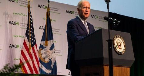 Biden Commemorates National Cancer Research Month