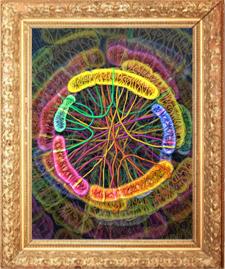 circle art untouched